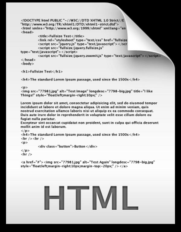Мини-курс по вёрстке сайтов